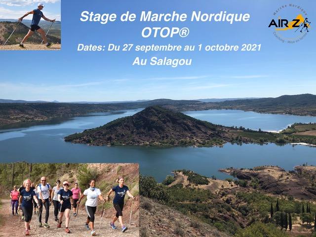 «SALAGOU 2021» Votre stage OTOP® au coeur de l'Hérault.