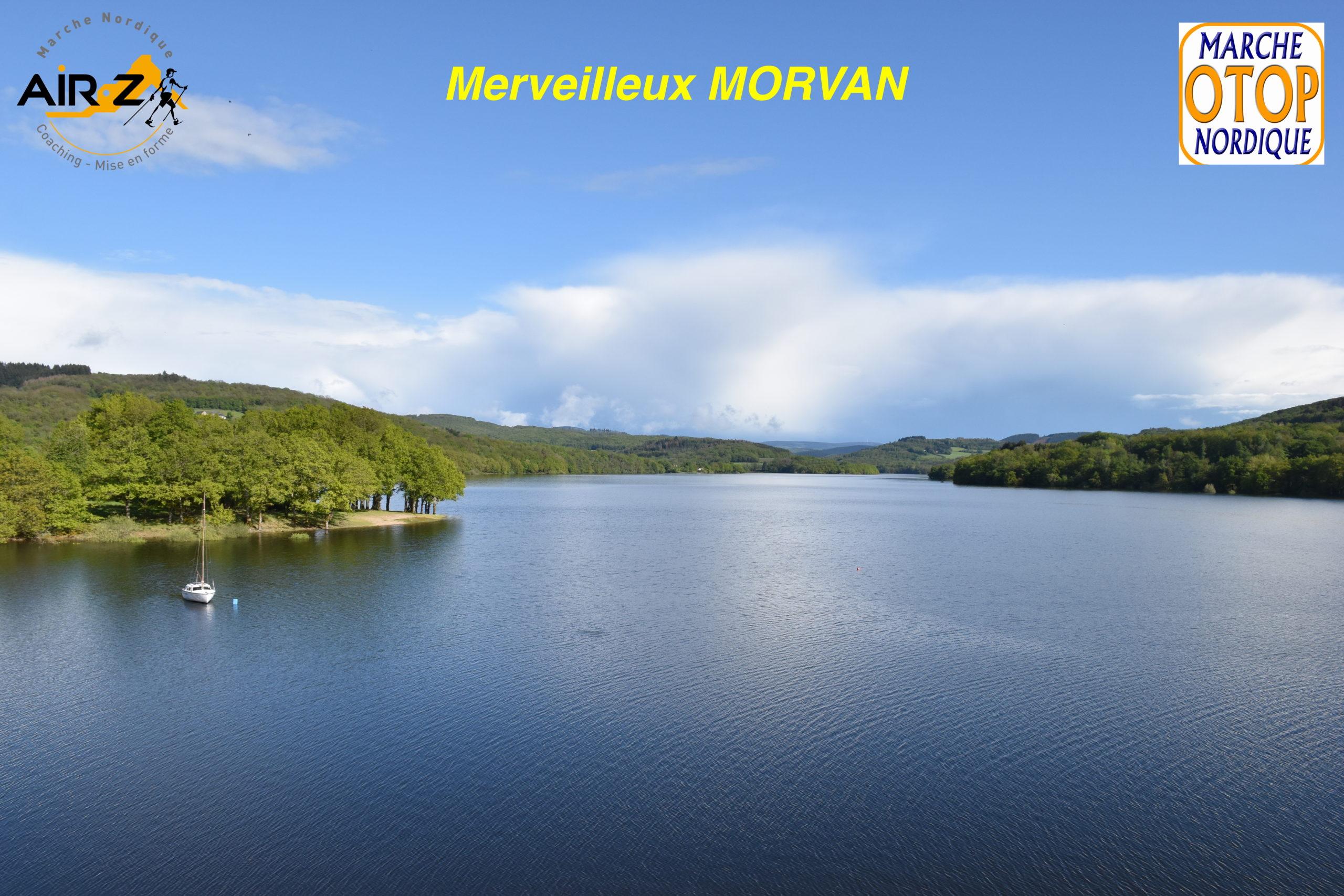 Stage de Marche Nordique sur le MORVAN Mai 2021